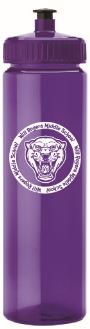 panthers reusable bottle