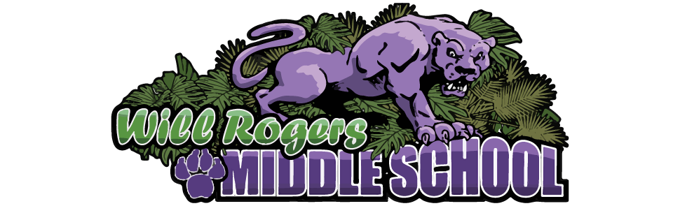 Will Rogers Middle School  Logo